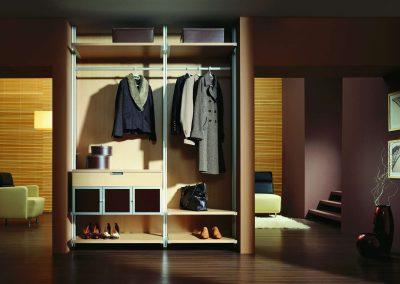 Előszoba beépített szekrény_12