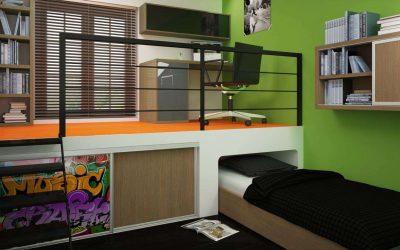Hogyan lehet a szobát felfelé nagyobbítani?