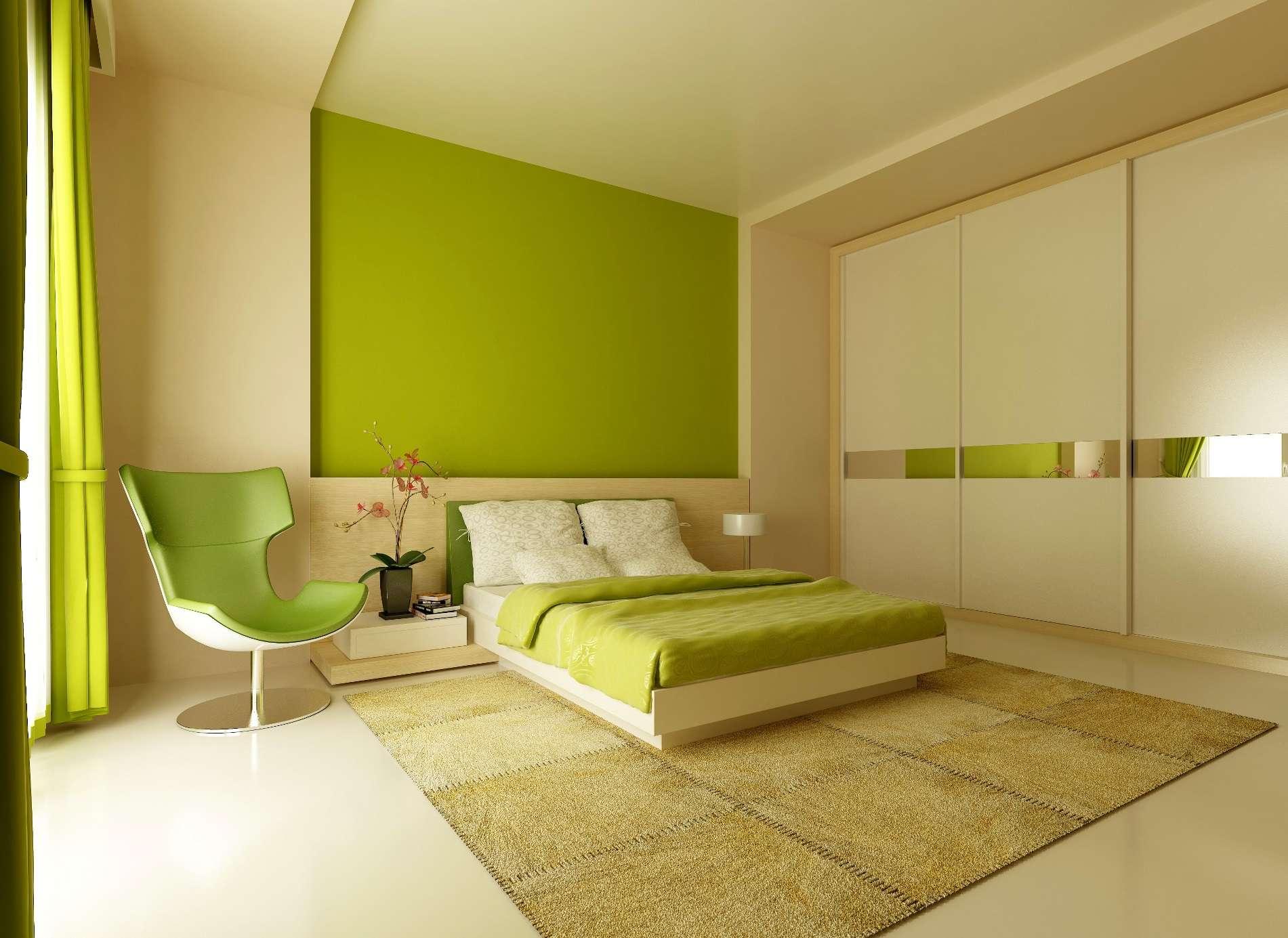 Gardróbszekrény hálószobába bútorlappal és tükör osztással