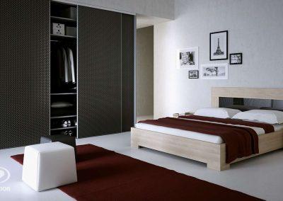 Hálószoba beépített szekrény_31
