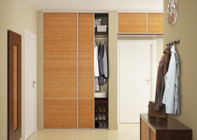 előszoba szekrény bemutató
