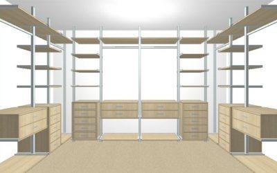 Hogyan készül a beépített szekrény látványterv? Milyen tervezőprogramot használunk?