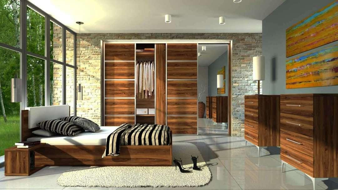 Hálószobai beépített szekrény készítés