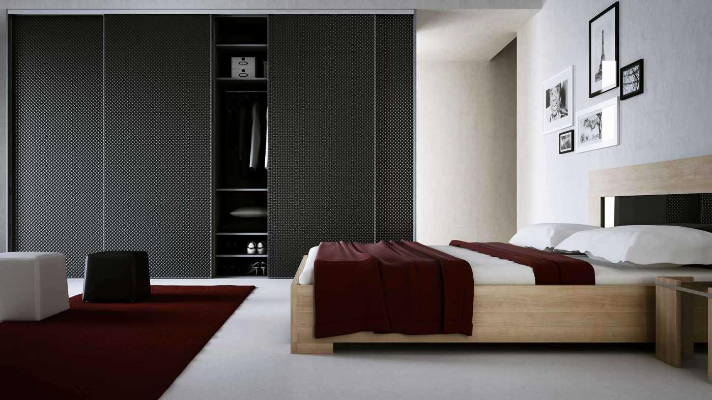Beépített szekrény hálószobába