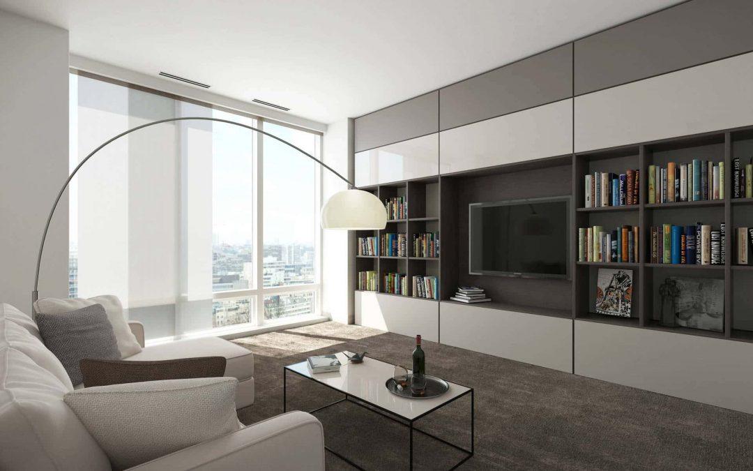 Álom nappali tervezése és elrendezése
