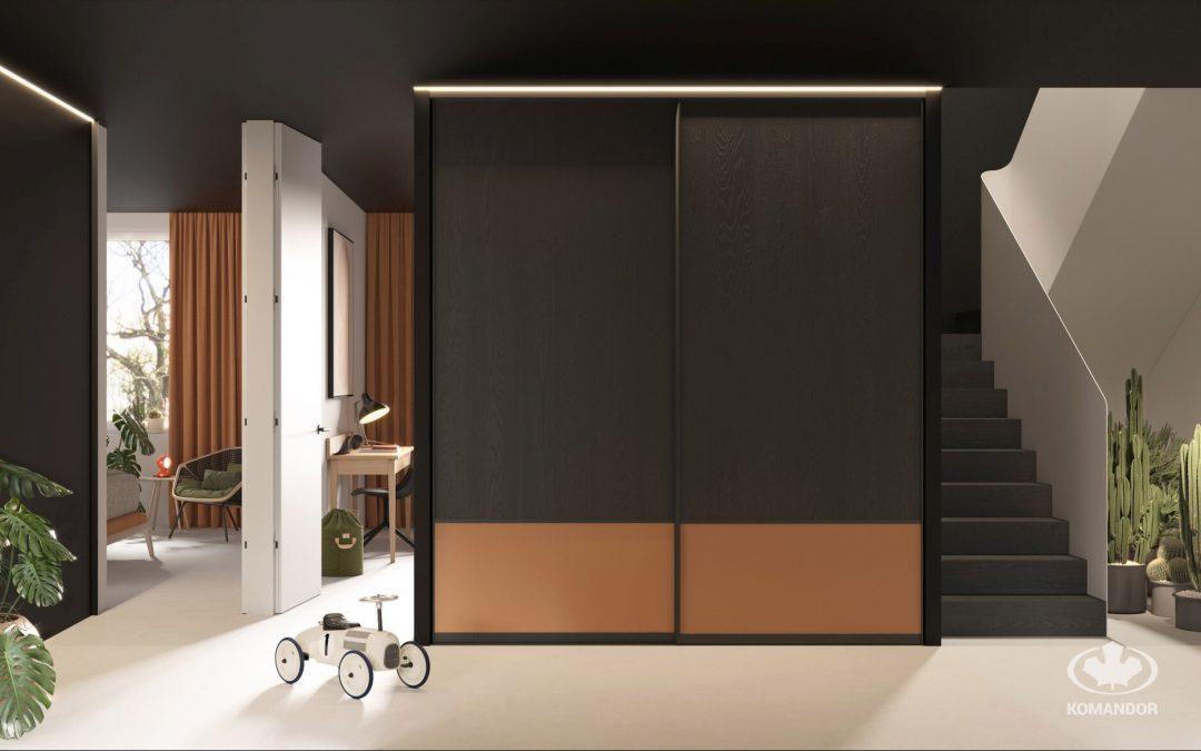 Hogyan lehet a szekrényt az enteriőr stílusához illeszteni? 1. rész: Klasszikusok és modernitás